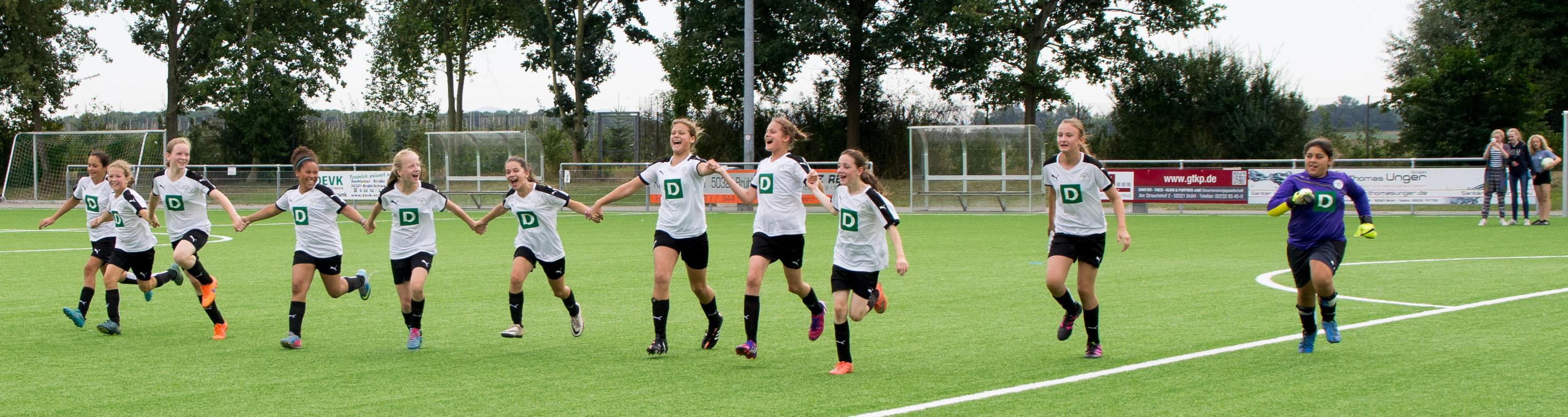 Auswärtsspiel FSV Brühl gegen ESV Olympia